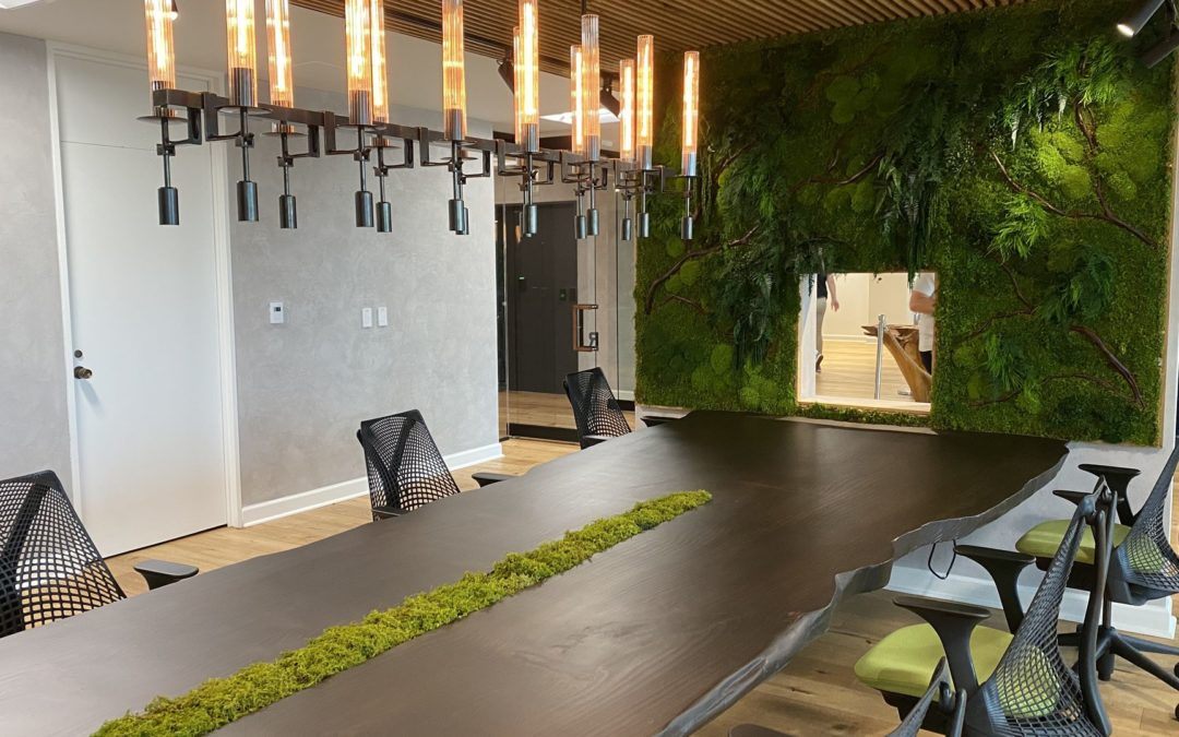 """Co-working spaces prioritize """"wellness"""" as well as WiFi"""